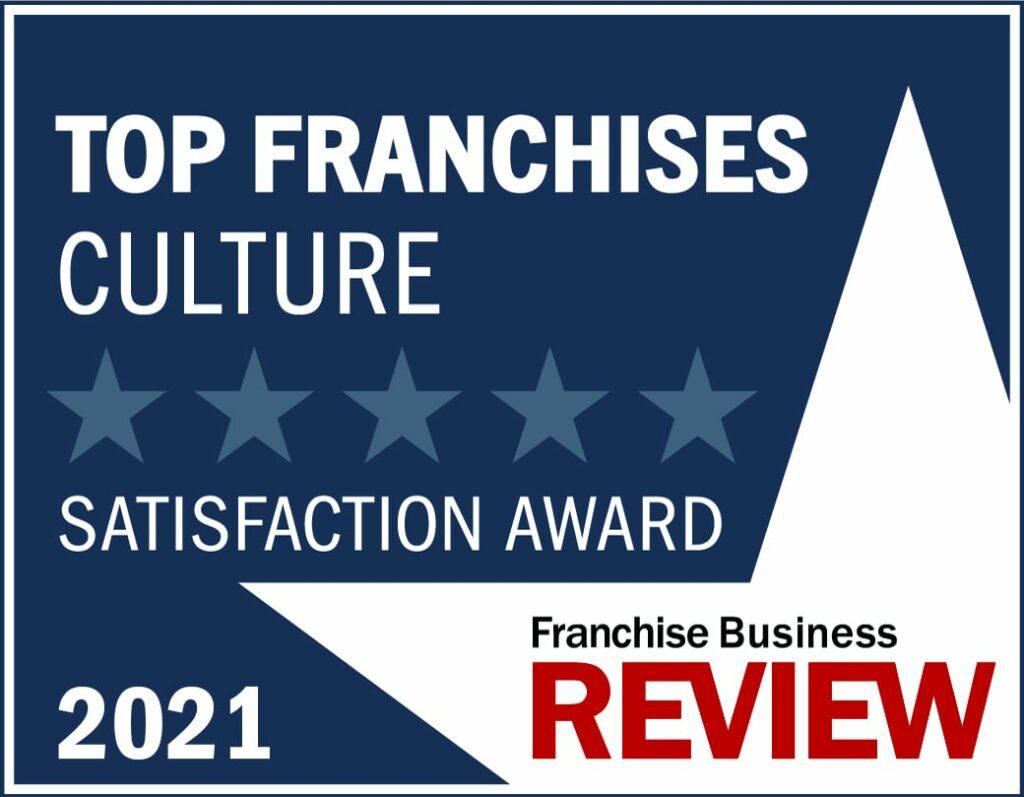 Top Franchises Culture - Franchise Business Review 2021
