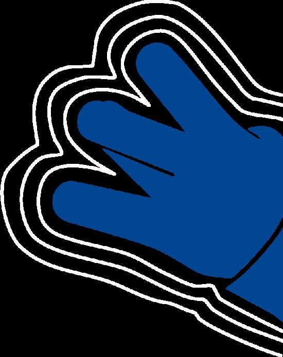 Wetzel's W Hand Sign